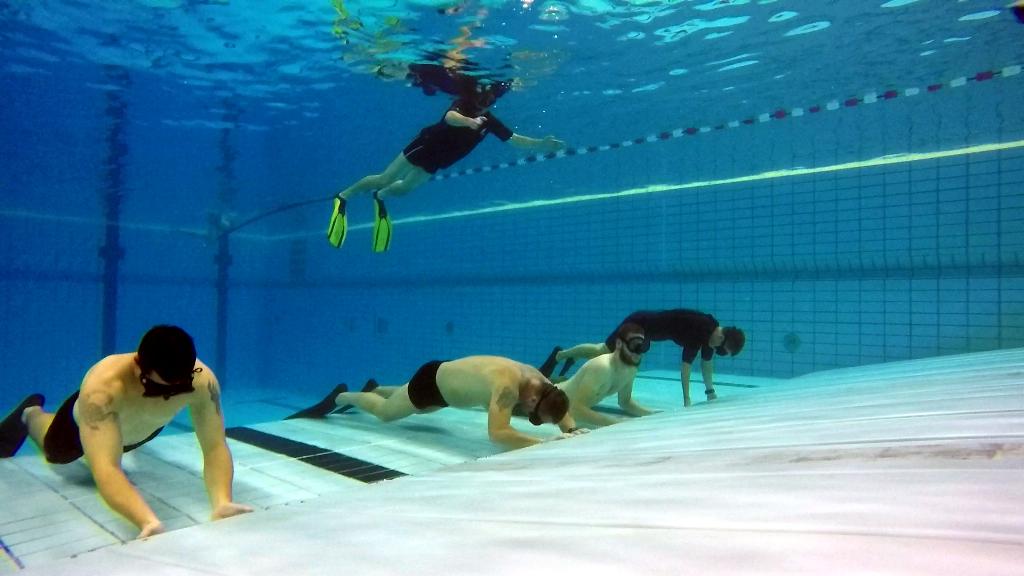GDL Freediving Indoor Specialty