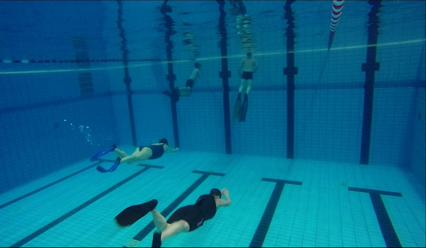 GDL Freediving Indoor*