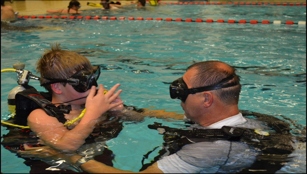 GDL Specialty Diving with Children